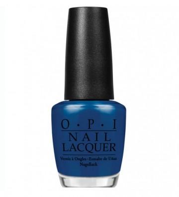 Poze Lac de unghii OPI NAIL LACQUER - Yoga-ta Get This Blue!