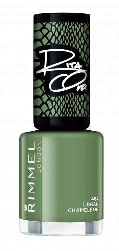 Poze Lac de unghii Rimmel 60 Seconds By Rita Ora 464 Urban Chameleon