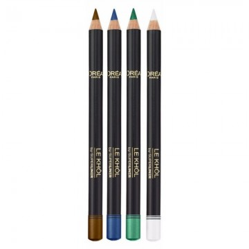 Poze Liner ochi L'Oreal Paris Superliner Le Khol 116 Rainforest Green 1.2g