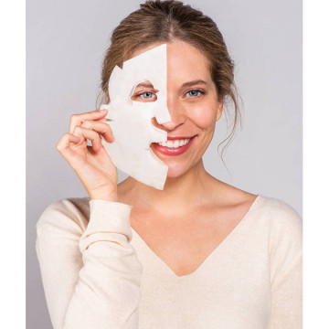 Masca antirid Iroha Tissue Face Mask Anti-Wrinkles Q10+Hyaluronic Acid