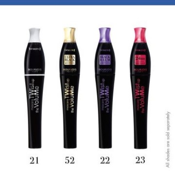 Poze Mascara Bourjois TWIST UP THE VOLUME 24H