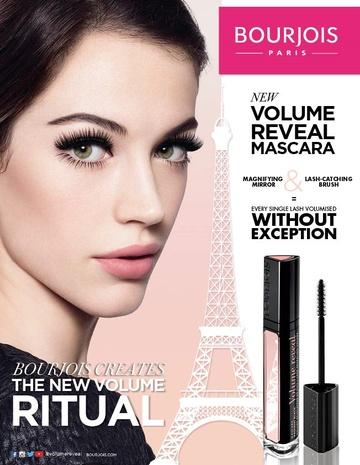 Mascara Bourjois Volume Reveal Radiant Black 21