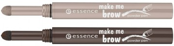 Poze Mascara Gel pentru sprancene Essence make me brow powder pen 10 Soft blonde 3,8 gr
