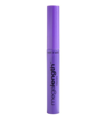 Mascara Wet n Wild Mega Length Mascara Very Black, 8 ml