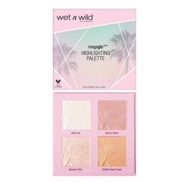 Paleta farduri iluminatoare Wet n Wild Holiday Highlighting Palette