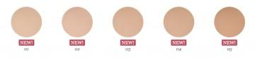 Pudra compacta Seventeen High Photo-Ageing Protection  SPF 30 No 1
