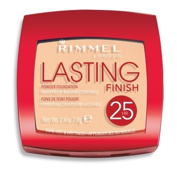 Poze Pudra Rimmel Lasting Finish 25h, 004 Light Honey