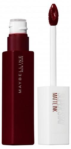 Ruj lichid mat Maybelline New York Superstay Matte Ink cu rezistenta de pana la 16H 50 Voyager 5ml