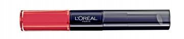 Ruj lichid, rezistent la transfer, L'Oreal Paris Infallible Long Lasting, 510 Continual Crimson