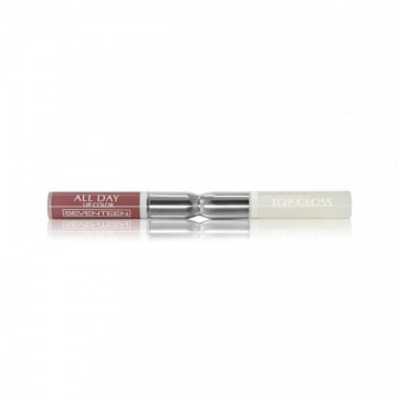 Poze Ruj Seventeen All Day Lip Color&Top Gloss  No 4