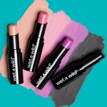 Ruj Wet n Wild Mega Last Lip Color Black Out