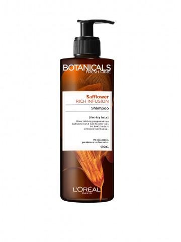 Poze Sampon nutritie intensa Botanicals Fresh Care cu ulei de sofranel pentru par uscat 400 ml