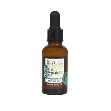 Poze Tratament de par Revuele Hair Repairing Oil Vegan&Organic 30ml
