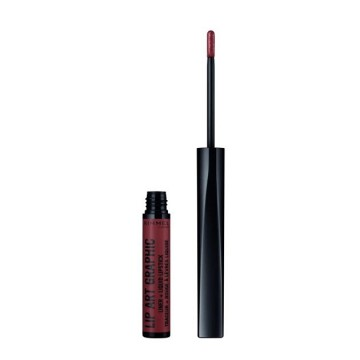 Tus pentru buze RIMMEL LIP ART GRAFFITI liquid lipstick & liner - 760 Now Or Never