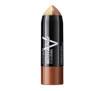 Poze Baton de conturare a fetei Maybelline New York Master Contour V-Shape Duo 1 Light - 7g