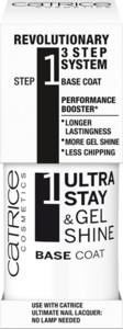 Poze Baza pentru lac de unghii Catrice Ultra Stay & Gel Shine Base Coat