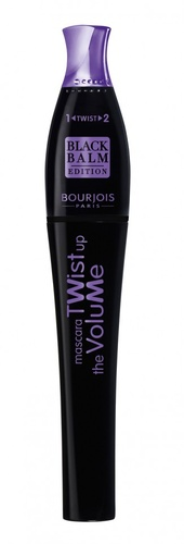 Poze Bourjois Mascara  Twist Up the Volume 22 Black Balm 2016 Lim. Ed.