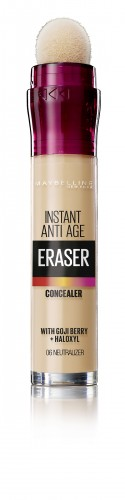 Poze Corector de ochi cu efect anti-rid Maybelline New York Instant Anti Age Eraser Eye 06 Neutralizer - 6.8 ml