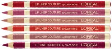 Creion buze L'Oreal  Lip Contour 461 Scarlet Rou