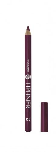 Creion de buze Deborah Lipliner Pencil 12 Purple, 1.2 g