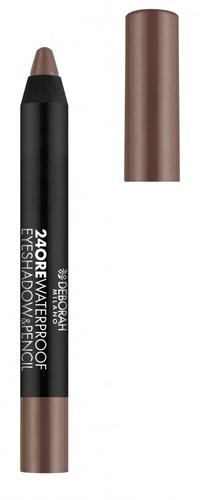 Poze Creion fard de ochi Deborah 24 Ore Waterproof Eyeshadow&Pencil 4