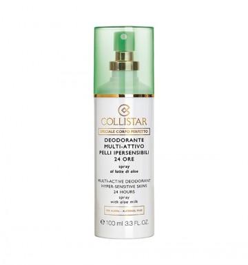 Poze Deodorant Collistar Multi-Active Deodorant 24 ore cu prebiotic 100 ml