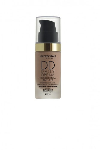 Poze Fond de ten Deborah DD FDT Daily Dream 01 Fair, 30 ml