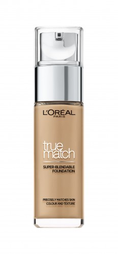 Fond de Ten L'Oreal Paris True Match 6.5D/6.5W Golden Toffee - 30 ml