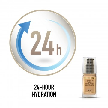 Fond de ten Max Factor  Healthy Skin Harmony MIR 75 Golden