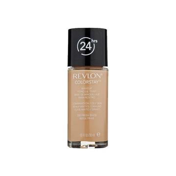 Poze Fond de ten Revlon ColorStay Makeup Combi/Oily Skin  Fresh Beige 250