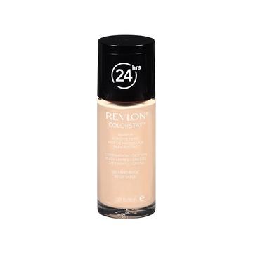 Poze Fond de ten Revlon ColorStay Makeup Combi/Oily Skin  Sand Beige 180