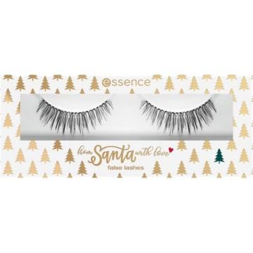 Poze Gene false Essence from Santa with love false lashes 01