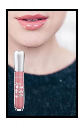 Gloss de buze Essence shine shine shine lipgloss 07 Happiness in a bottle 5 ml