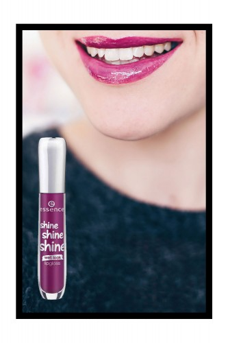 Poze Gloss de buze Essence shine shine shine lipgloss 12 Runway your way  5ml