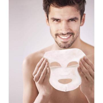Masca energizanta Iroha Tissue Face Mask Hydra Vital Energy Vitamin Complex for Man