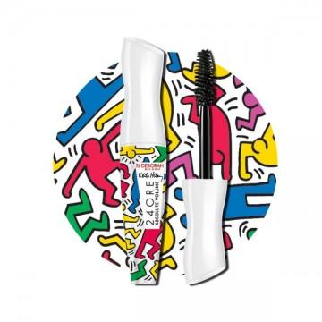 Poze Mascara Deborah 24 Ore Absolute Volume Keith Haring Black