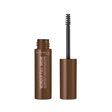 Mascara pentru sprancene RIMMEL WONDER'FULL 24H brow mascara 002 Medium