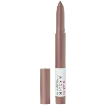 Maybelline New York Ruj de tip creion SuperStay Matte Ink Crayon,10 TRUST YOUR GUT, 13g
