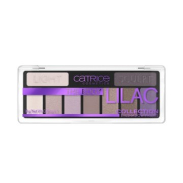 Poze Paleta farduri de ochi Catrice THE EDGE LILAC COLLECTION EYESHADOW PALETTE 010 Purple Up Your Life