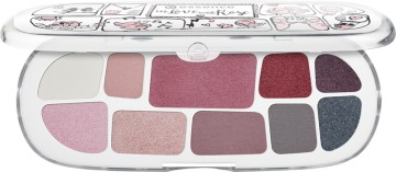 Poze Paleta farduri de ochi Essence IN LOVE WITH ROSE EYESHADOW BOX 02 & happily ever after 7 gr