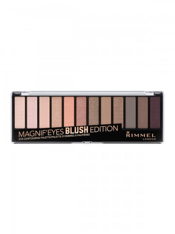 Poze Paleta farduri de ochi Rimmel Magnif'Eyes 002 Blush Edition
