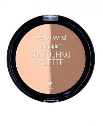 Poze Paleta pentru conturare Wet n Wild MegaGlo Contouring Palette Dulce De Leche