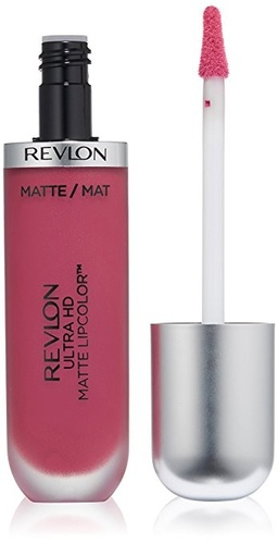 Poze Revlon Ultra HD Matte Lip Color 665 Intensity