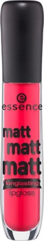 Poze Ruj Essence MATT MATT MATT LIPGLOSS 07 Chic up your life 5ml