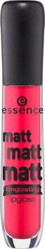 Poze Ruj Essence MATT MATT MATT LIPGLOSS 07 Chic up your life 5ml