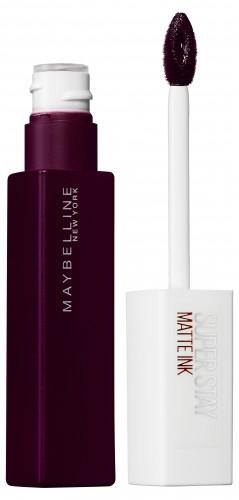 Ruj lichid mat Maybelline New York Superstay Matte Ink cu rezistenta de pana la 16H 45 Escapist 5ml