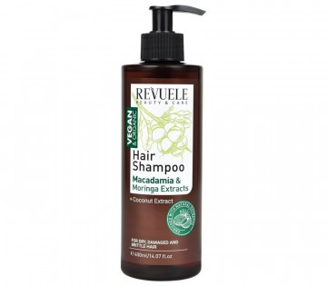 Sampon Revuele Hair Shampoo Vegan&Organic 400ml