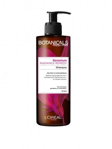 Poze Sampon stralucire intensa Botanicals Fresh Care cu ulei de muscata pentru par vopsit sau tern 400 ml