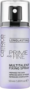 Poze Spray pentru fixarea machiajului Catrice Prime And Fine Multitalent Fixing Spray