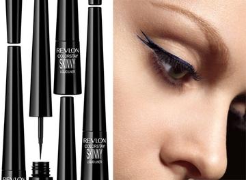Tus de ochi Revlon Colorstay Skinny Liquid Liner Black Out 301